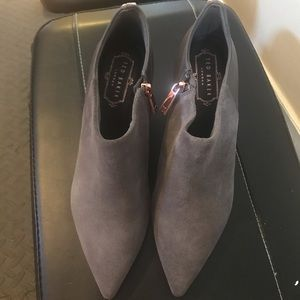 Ted Baker booties size 39.5